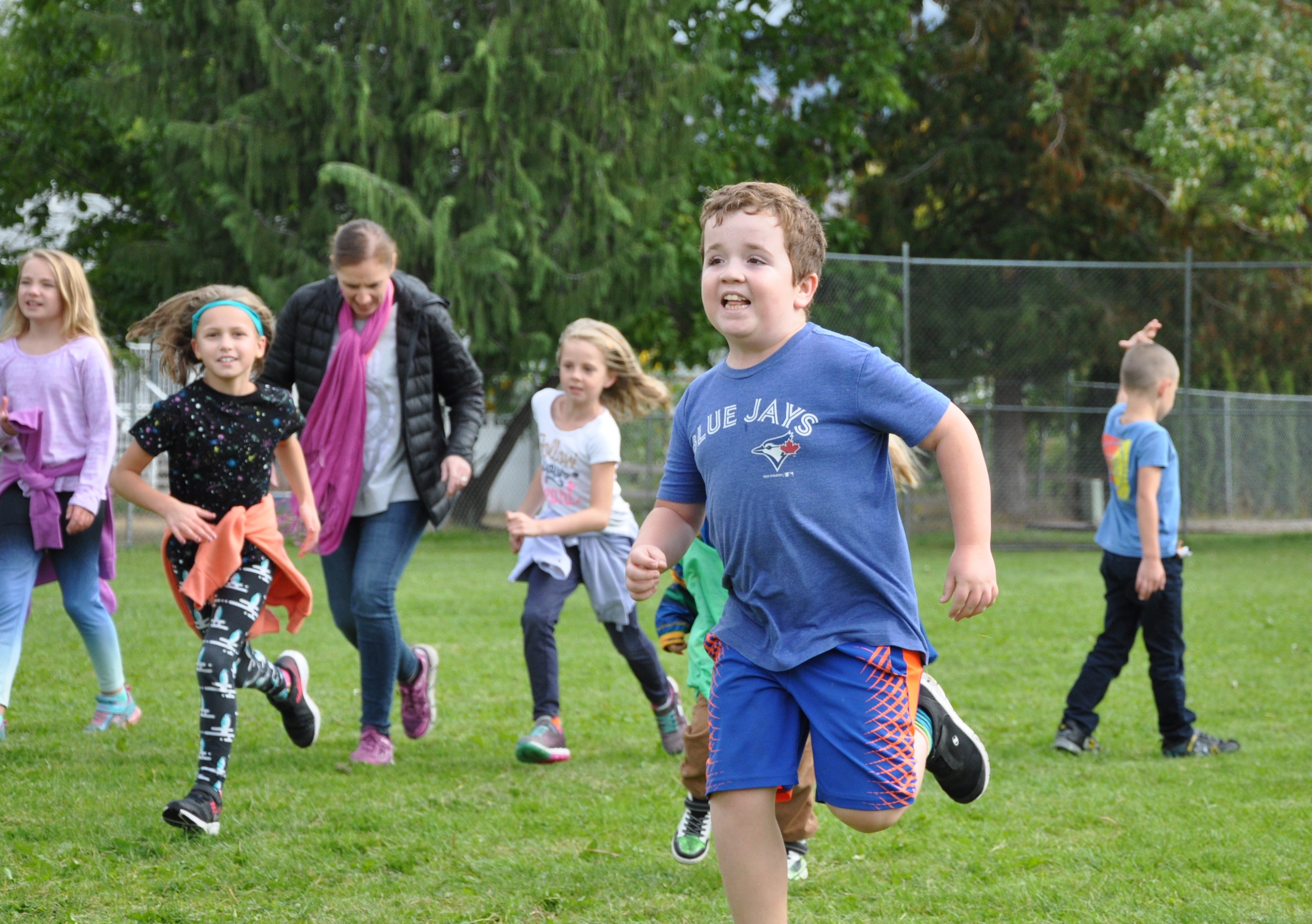 Terry Fox Run & Fundraiser