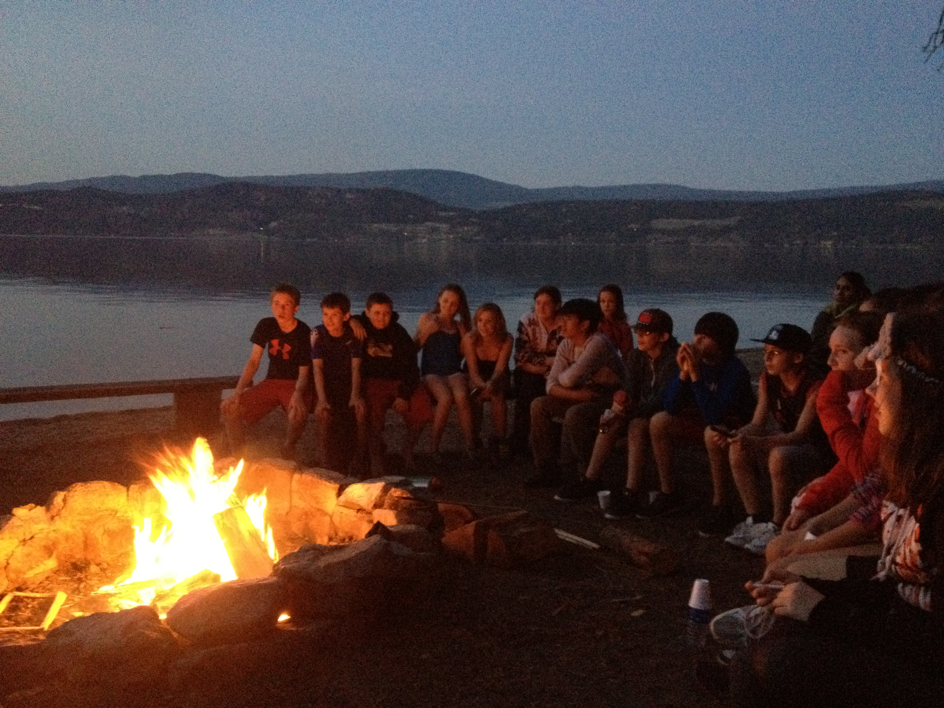 Grade 6 Camp at Camp Owaissi